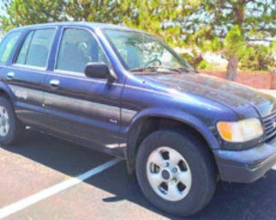 KIA 1995 SPORTAGE SUV 4x4, very low 67K original miles. Senior owned, 5-speed manual,...