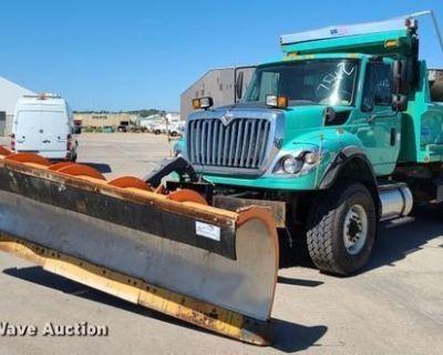2009 INTERNATIONAL WORKSTAR 7600 Dump Trucks