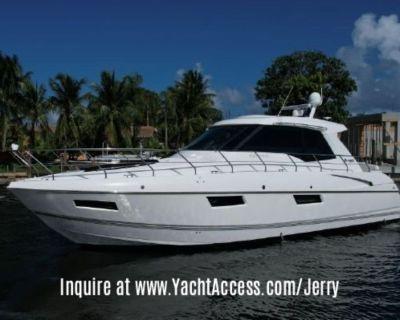 2011, 45' SEA RAY 450 SUNDANCER For Sale
