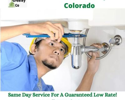 Get Best Plumbers Greeley Colorado Services in USA