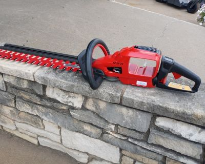 Red Max BHT250PD60 Battery powered ProfessionalHedge trimmer