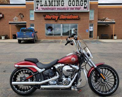 2017 Harley-Davidson Breakout Cruiser Green River, WY