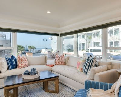 OPEN - 50 STEPS TO PIER And BEACH - VIEW - Downtown Pismo Beach