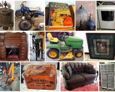 Ralls Living Estate Auction Liberty Missouri