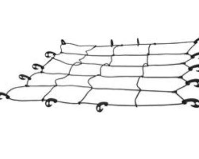 Curt 18200 Cargo Net For Roof Rack Camper Trailer Rv