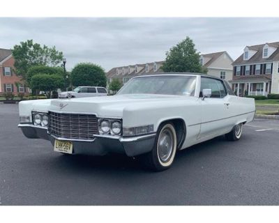 1969 Cadillac 2-Dr Coupe