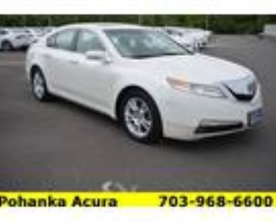 2009 Acura TL 3.5 w/Technology Package