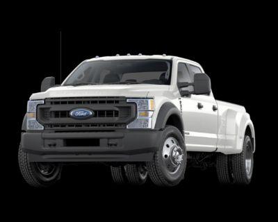 New 2021 Ford Super Duty F-450 DRW XL 4WD Crew Cab Pickup