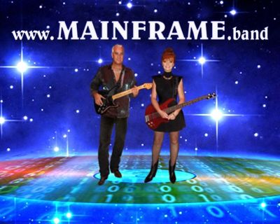 MAINFRAME.band is a Classic Rock Band in Moscow Russia