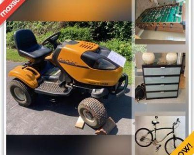 West Chester Downsizing Online Auction - S Washington Ridge