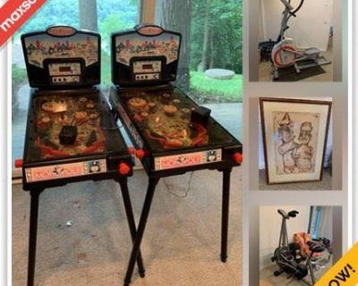McLean Estate Sale Online Auction - Crest Lane