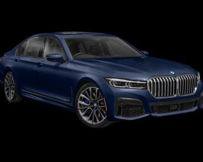 New 2022 BMW 7 Series 750i xDrive AWD 4D Sedan