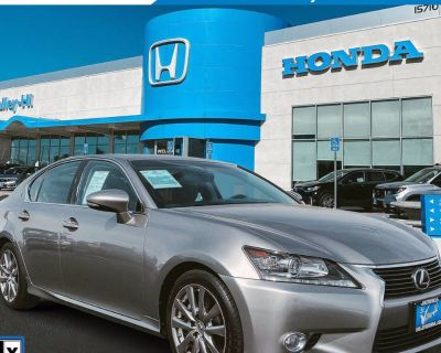 2015 Lexus GS GS 350 Crafted Line