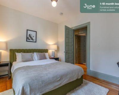 #328 Queen room in JFK/UMass 4-bed / 1.0-bath apartment