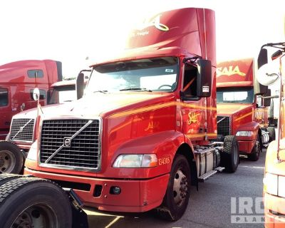 2014 Volvo VN VNM 4x2 S/A Day Cab Truck Tractor