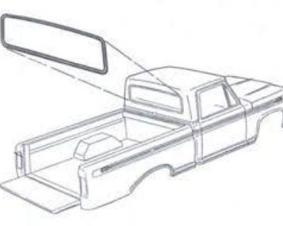 1975-1993 Dodge Pickups Rear Window Seal