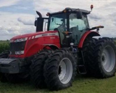 2012 Massey Ferguson 8680 Tractor