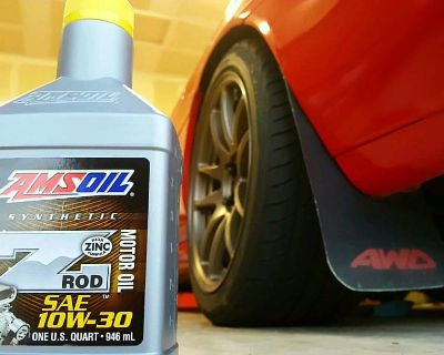 Gear up for Spring 2017 with AMSOIL!