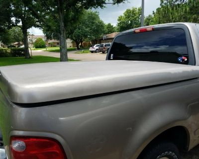 Bed Cover for 2002 F150