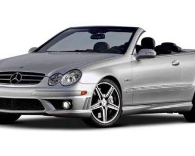 2008 Mercedes-Benz CLK CLK 550