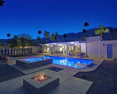 Mid-Century Modern Meiselman Home with Backyard Oasis, Pool & Spa - Sunrise Park