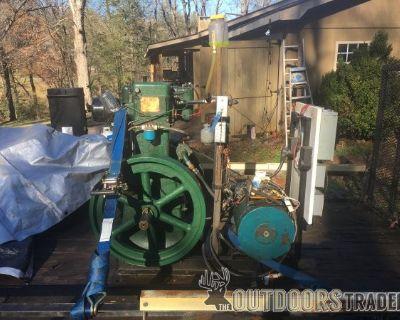 FS/FT Listeroid diesel generator set