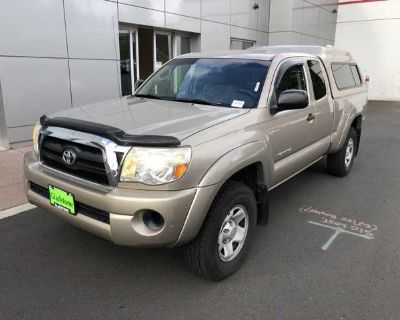 2007 Toyota Tacoma SR5 MANUAL, CRUISE CONTROL, AIR CONDITIONING