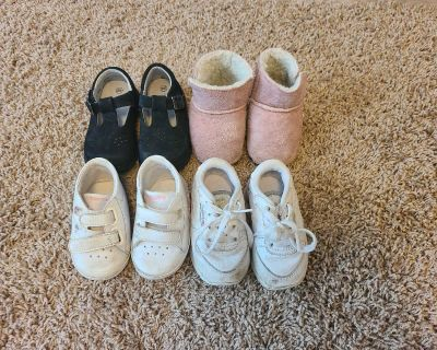 Toddler Girls Size 3 Shoes