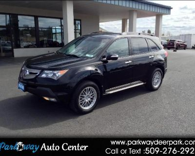 Used 2008 Acura MDX 4WD 4dr Tech/Entertainment Pkg