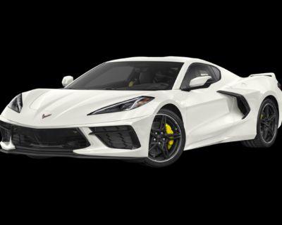 New 2021 Chevrolet Corvette Stingray RWD 2D Convertible