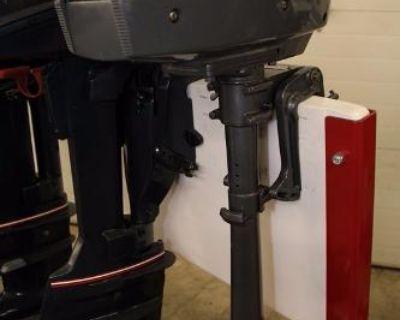 1985 MARINER 2ML Tiller