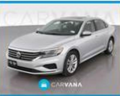2020 Volkswagen Passat Silver, 26K miles