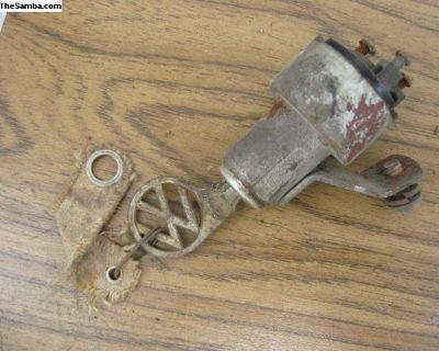 ignition w/key