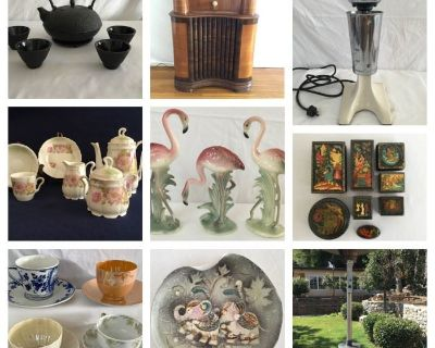 Arroyo English Cottage Eclectic Ends October 5