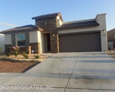 7428 Autumn Sage Dr, El Paso, TX 79911 3 Bedroom House