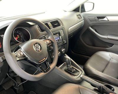 2018 Volkswagen Jetta 1.4T Wolfsburg