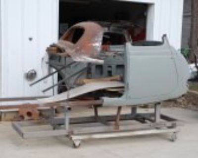 1934 Studebaker Coupe-ish Project