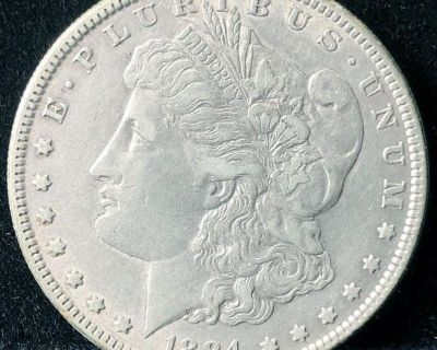 US & World Coins, Currency & Tokens Auction