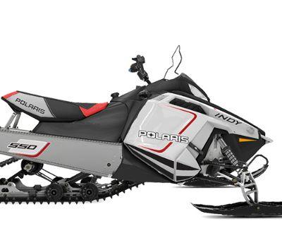 2022 Polaris 550 Indy 144 ES Snowmobile -Trail Sacramento, CA