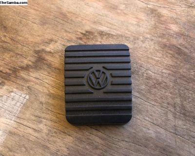 VW Brake & Clutch Pedal Pads