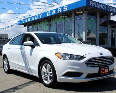 Used 2018 Ford Fusion SE, GUARANTEED APPROVALS oac LOW PMTS!