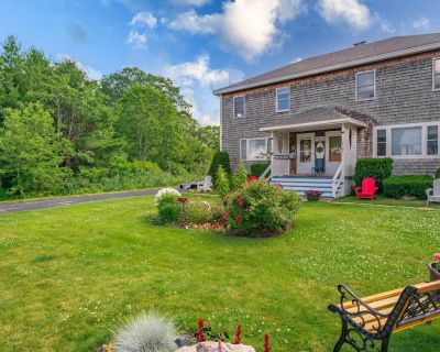 Serenity abounds in this cute shingle charmer, within steps to Sandy Beaches. - York Beach
