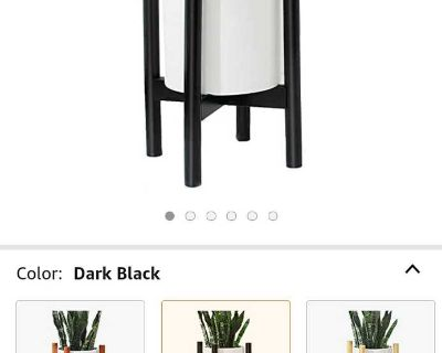 New MeCids plant stand