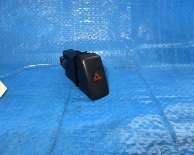 02 03 04 Subaru Impreza Wrx Black Hazard Hazzard Switch Oem Button Center