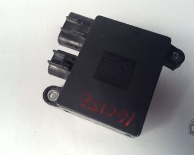 06 07 08 09 10 11 12 13 14 15 Lexus Toyota Cooling Fan Control Ecu 89257 26020