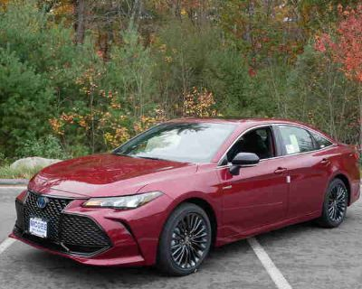 Used 2021 Toyota Avalon FWD (GS)