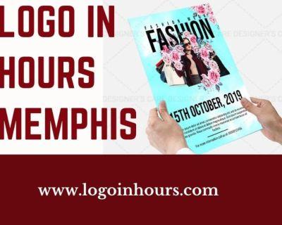 LOGO IN HOURS. Custom Logo Design Memphis