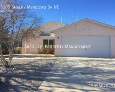 3105 Shelby Meadows Dr Ne, Rio Rancho, NM 87144 4 Bedroom House