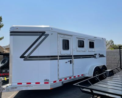 2022 4-STAR TRAILERS 3H BP RUNABOUT Trailer - Horse Paso Robles, CA