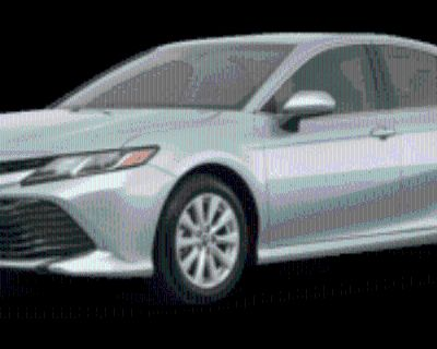 2018 Toyota Camry XLE V6 Automatic